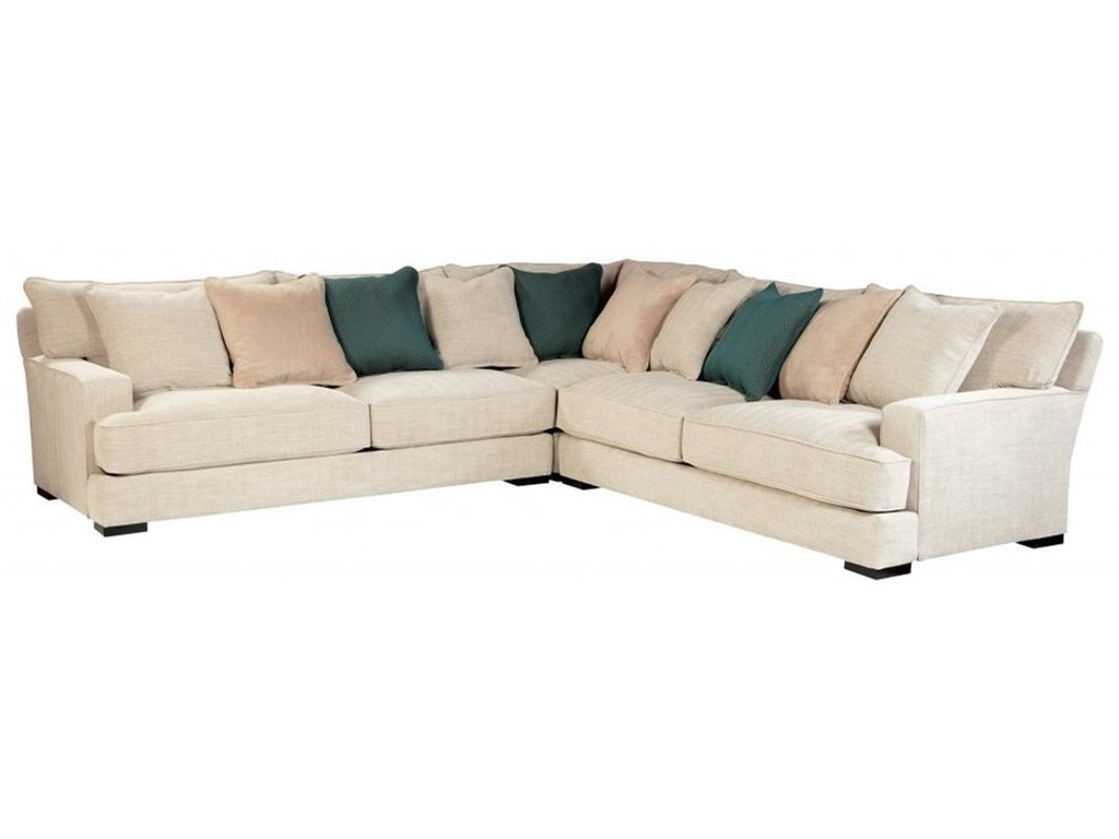 Jonathan Louis Matthew4-Seat Sectional Sofa