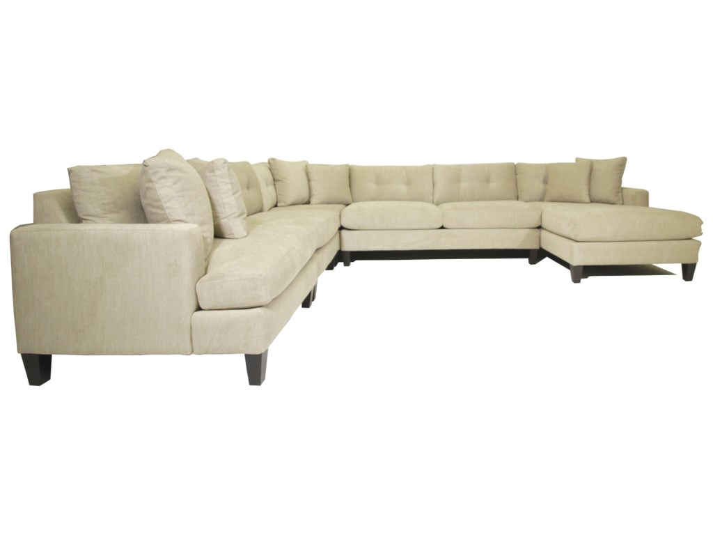 Jonathan Louis MiaSectional Sofa
