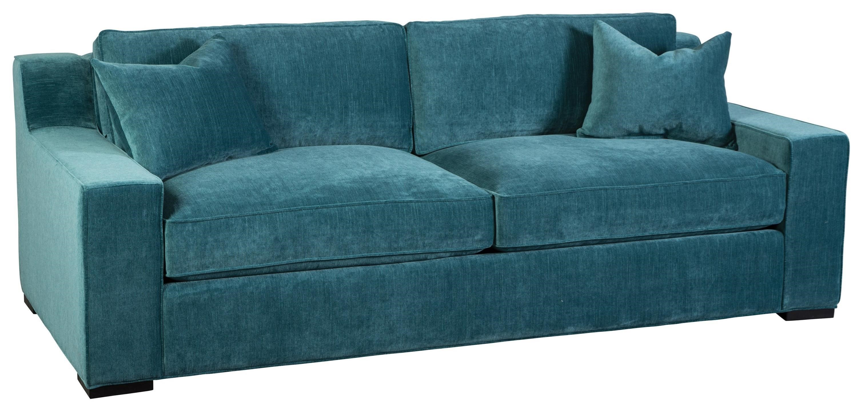 Good Jonathan Louis Morello Casual Sofa With Wide Track Arms