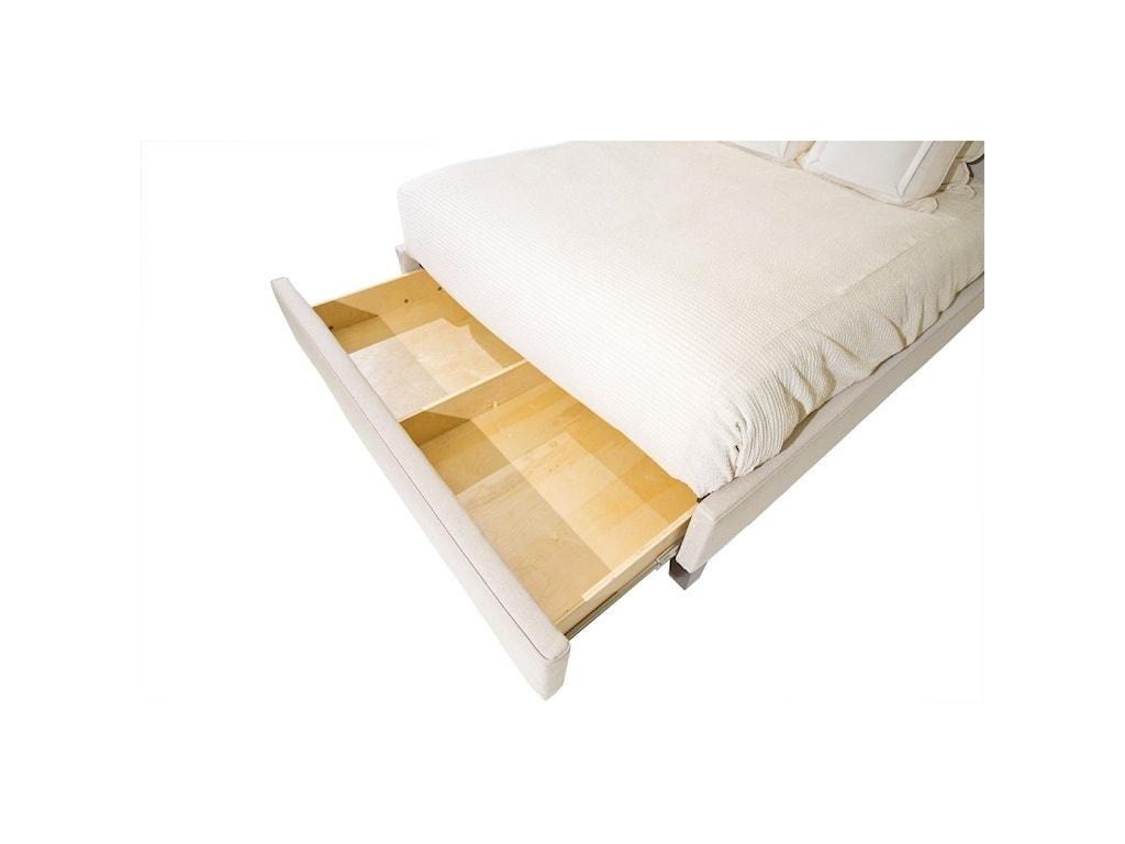 Jonathan Louis SavannahQueen Storage Bed