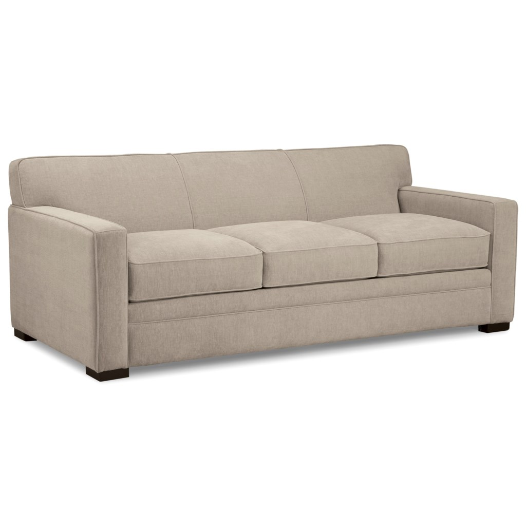 Jonathan Louis Sleepy Casual Queen Sleeper Sofa with Track Arms