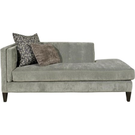 Left-Facing Chaise Lounge