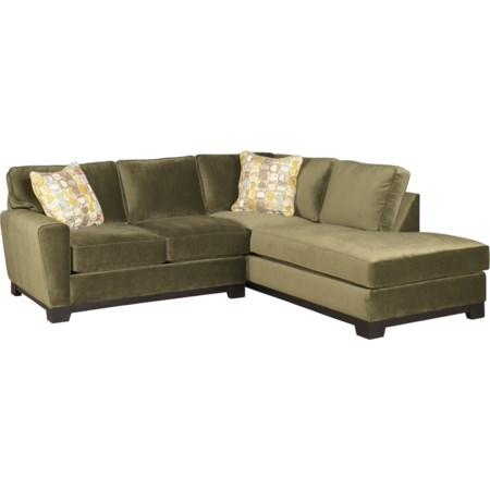 3-Piece Chaise Sectional