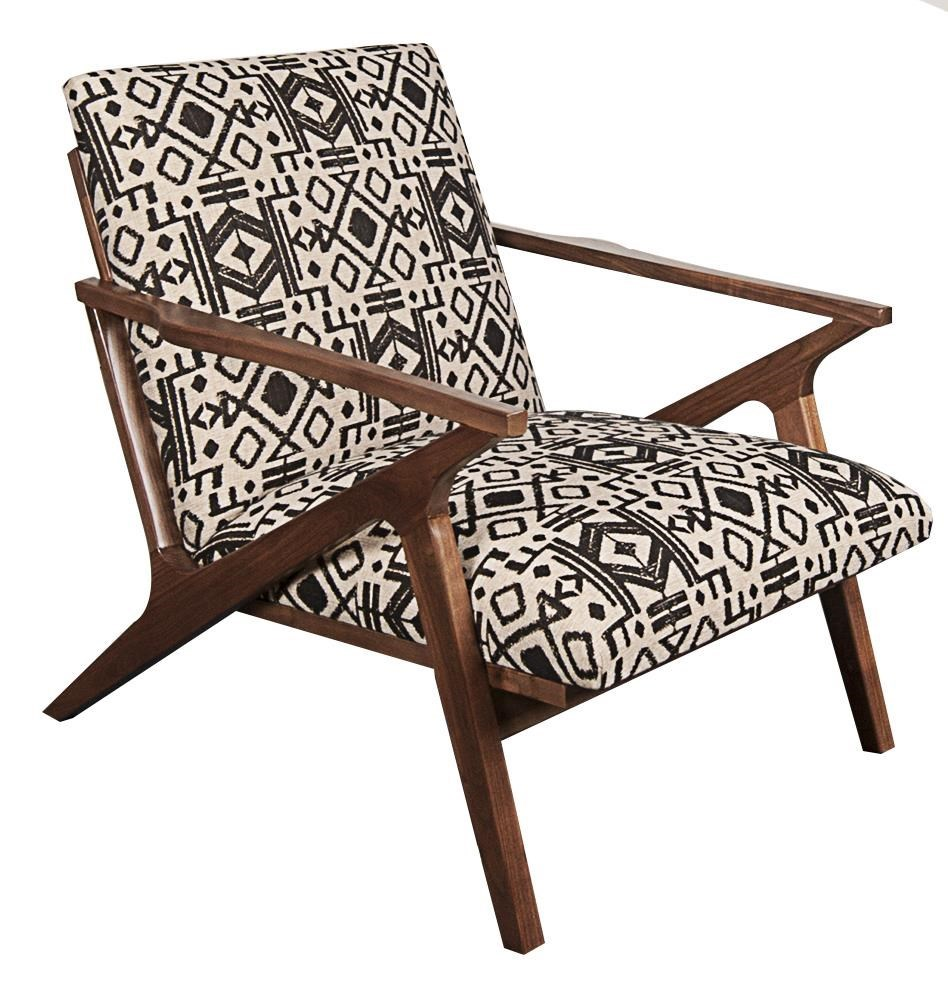 Charmant ... Santa Monica WarrenWarren Wooden Accent Chair ...