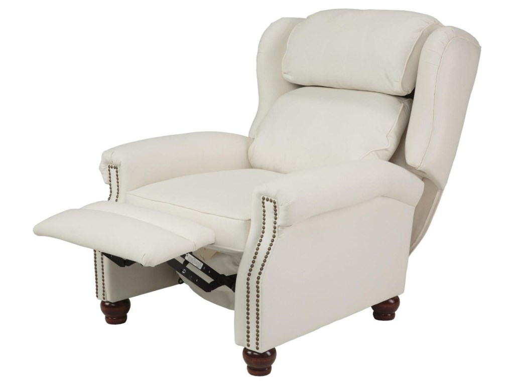Justice Furniture & Bedding BradleyWingback Recliner