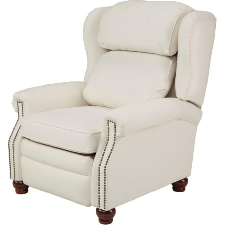 Power Wingback Recliner