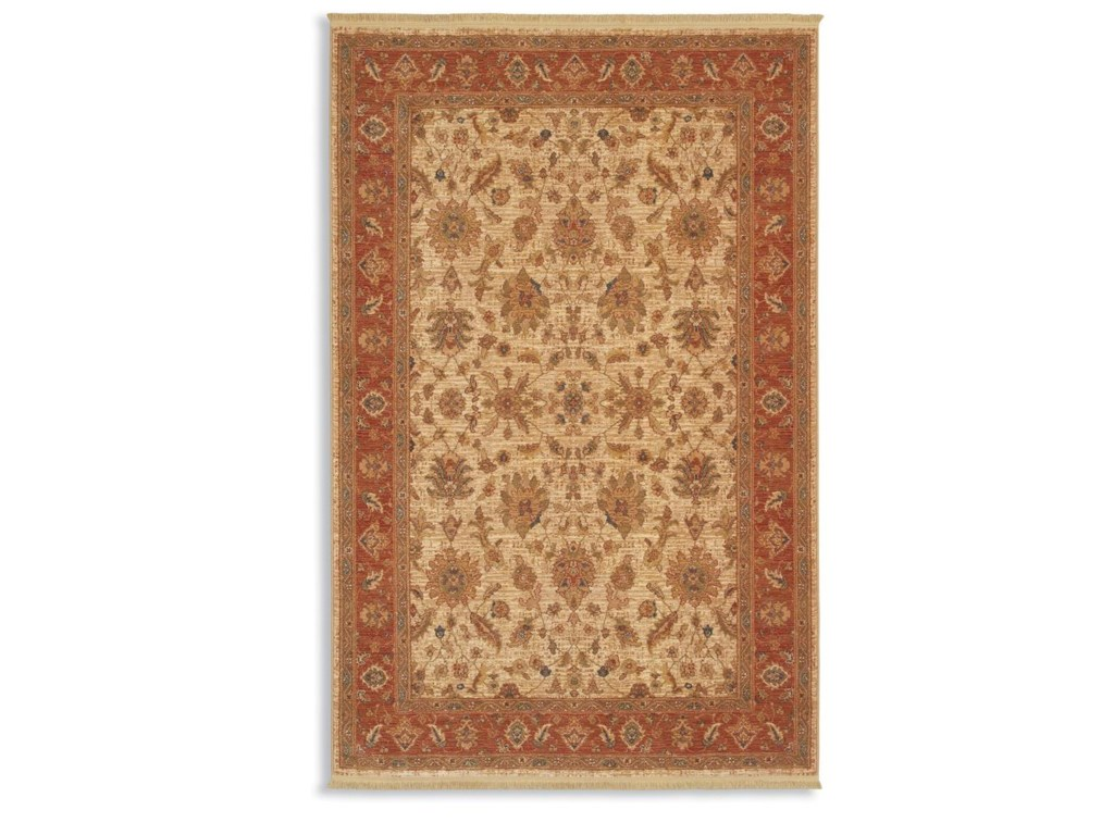 Karastan rugs antique legends 2200 207 5 9x9 villa veneto ivory rectangle area rug 5 9x9 dunk bright furniture rug
