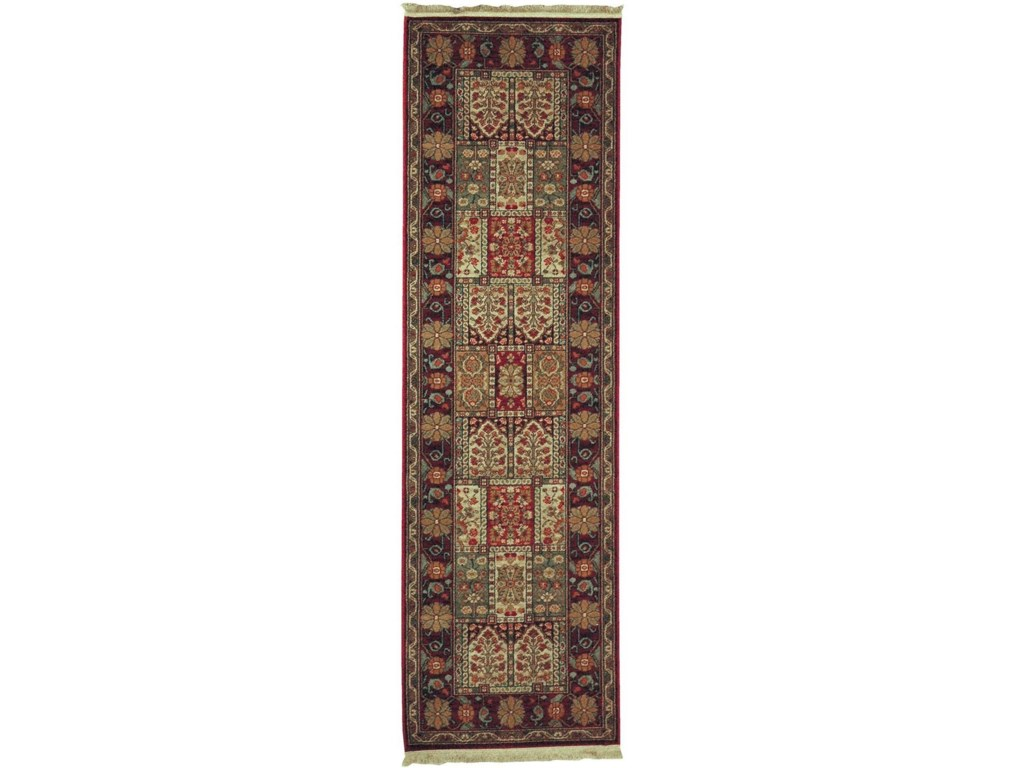 Karastan Rugs Antique Legends8'8x10' Bakhtiyari Rug