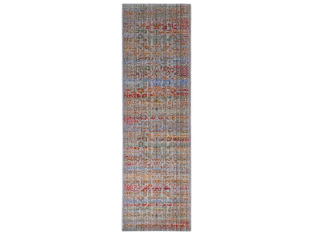 Karastan Rugs Bravado9'9x12'8 Shah Gray Rug