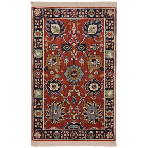 Karastan Rugs English Manor 2'6x4' Cambridge Rug