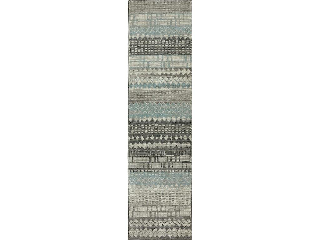 Karastan Rugs Euphoria9'6x12'11 Eddleston Ash Grey Rug