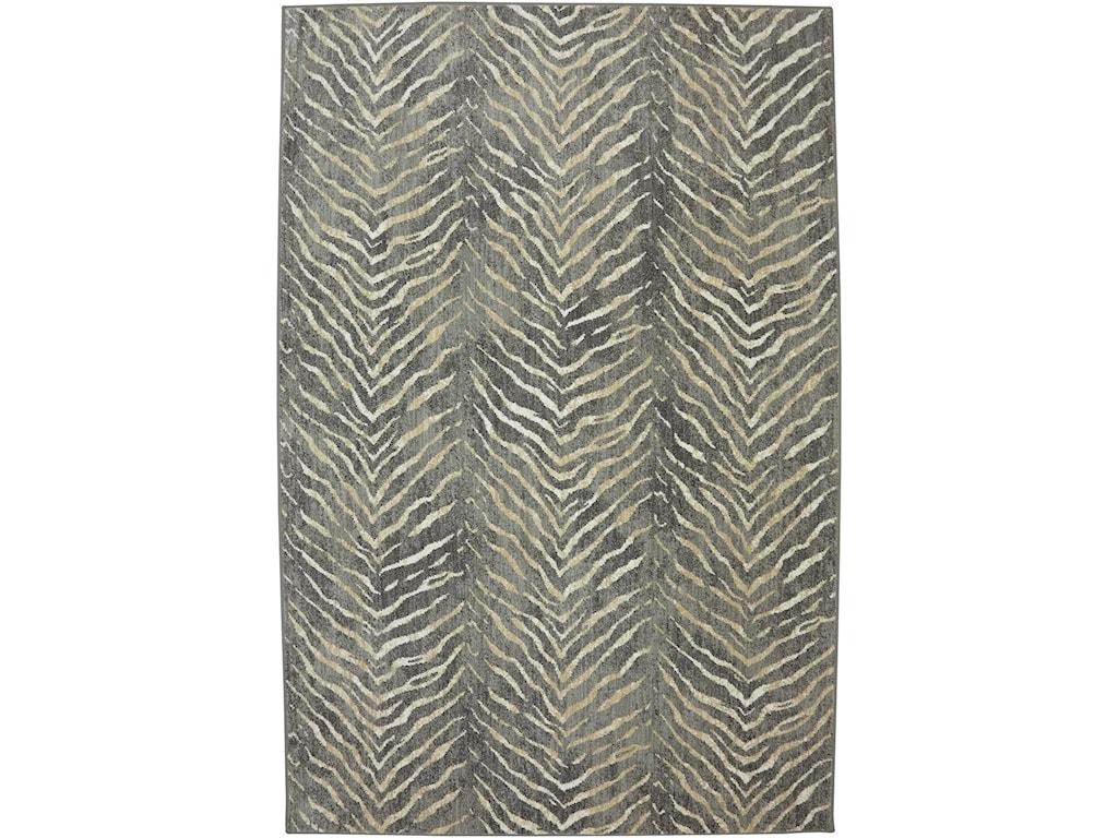 Karastan Rugs Euphoria3'6x5'6 Aberdeen Granite Rug