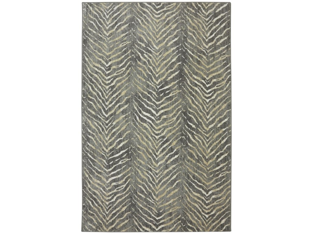 Karastan Rugs Euphoria5'3x7'10 Aberdeen Granite Rug