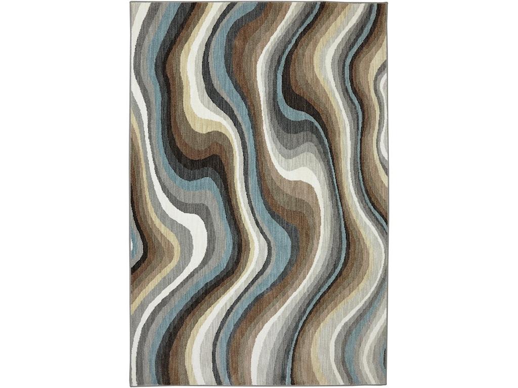 Karastan Rugs Euphoria8'x11' Larkhall Granite Rug