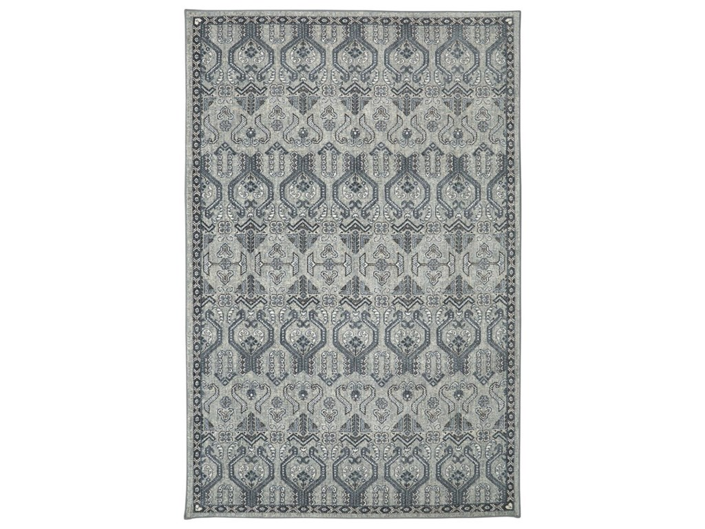 Karastan Rugs Euphoria8'x11' Castine Willow Grey Rug