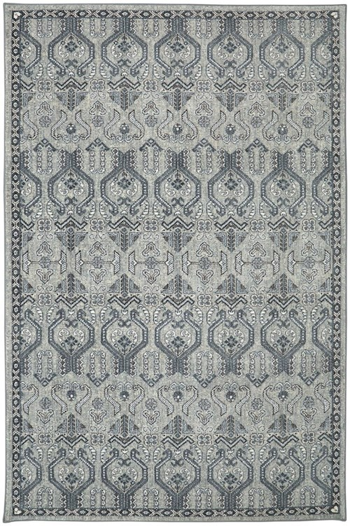 Karastan Rugs Euphoria 8'x11' Castine Willow Grey Rug