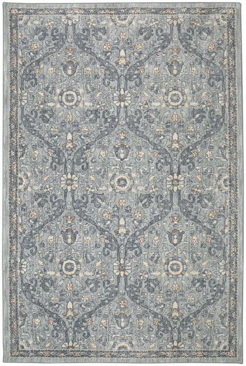 Karastan Rugs Euphoria 8'x11' Galway Willow Grey Rug