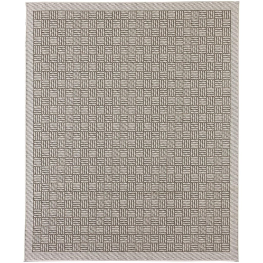 Karastan Rugs Portico 9 X12 Rectangle Ribbed Solid Area Rug
