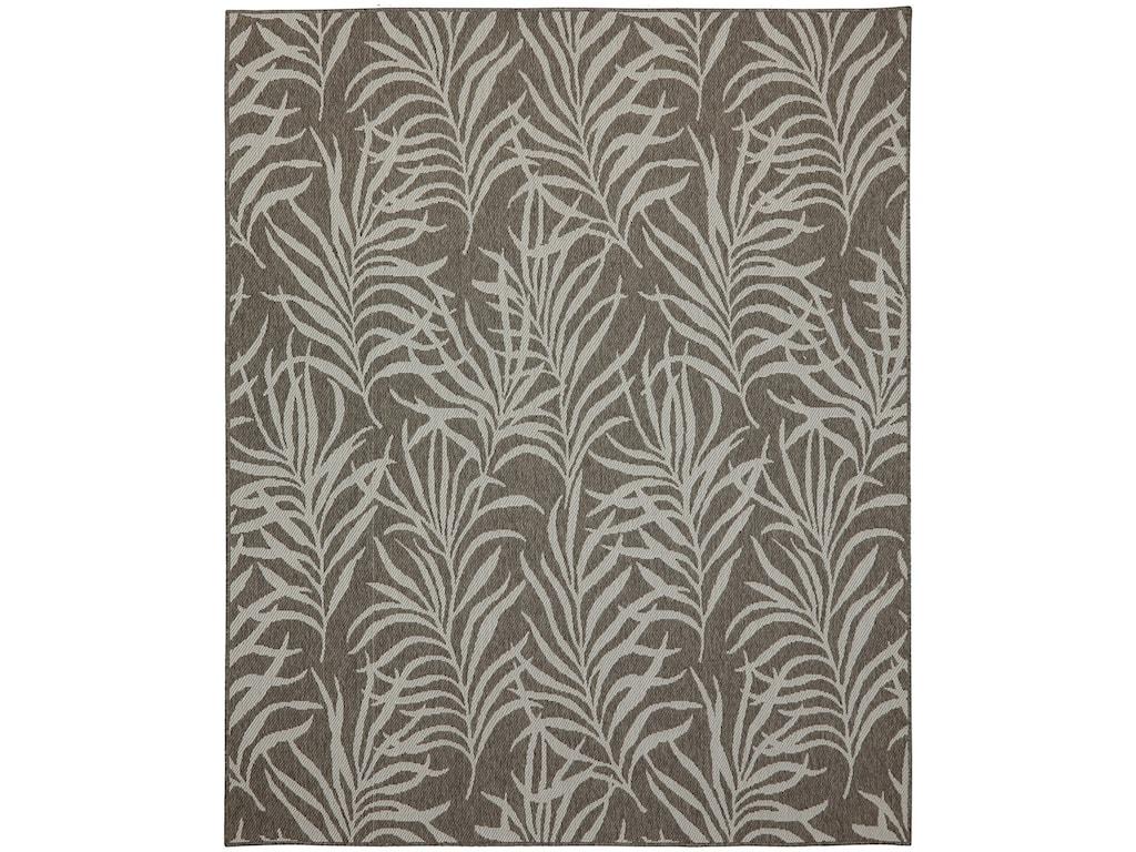 Karastan Rugs Portico9'x12' Rectangle Floral Area Rug