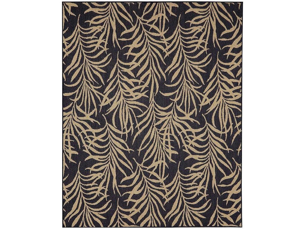 Karastan Rugs Portico8'x10' Rectangle Floral Area Rug