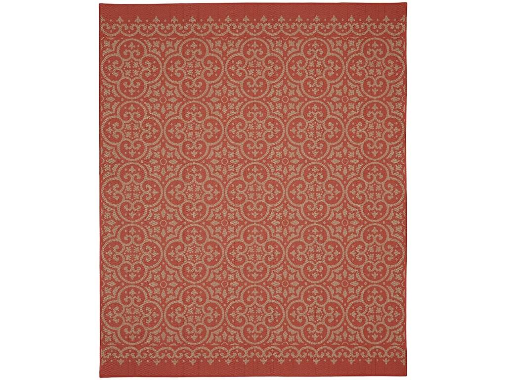 Karastan Rugs Portico9'x12' Rectangle Ornamental Area Rug