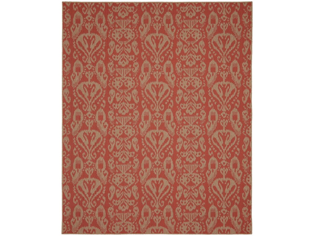 Karastan Rugs Portico8'x10' Rectangle Ornamental Area Rug