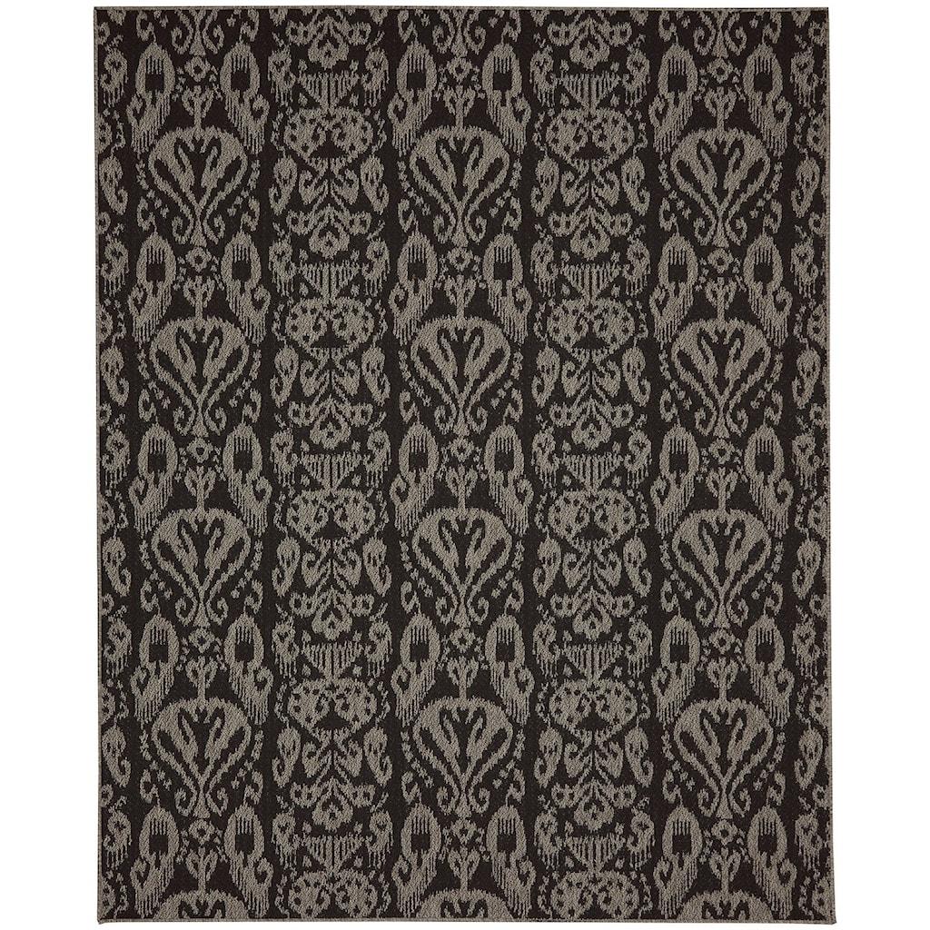 Karastan Rugs Portico 9 X12 Rectangle Ornamental Area Rug Darvin