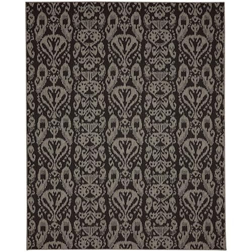 Karastan Rugs Portico 9 X12 Rectangle Ornamental Area Rug