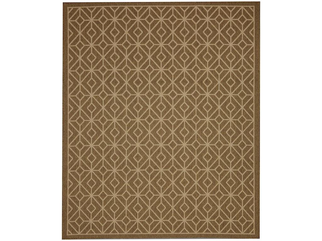 Karastan Rugs Portico5'x8' Rectangle Geometric Area Rug