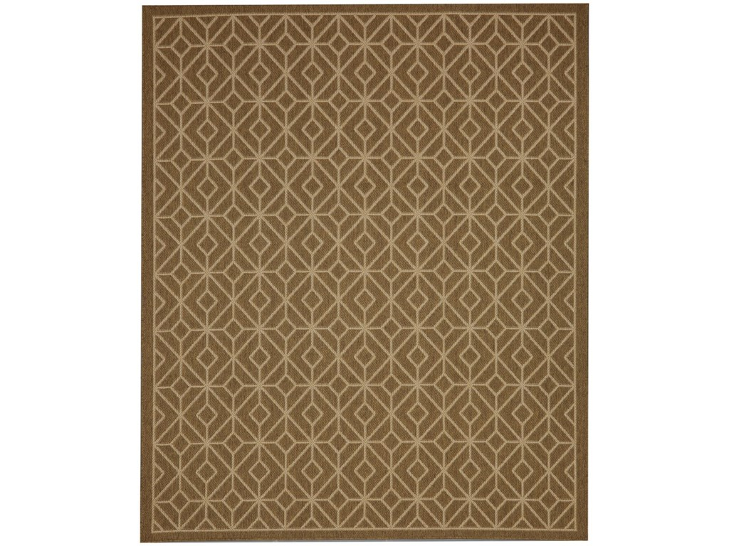 Karastan Rugs Portico8'x10' Rectangle Geometric Area Rug