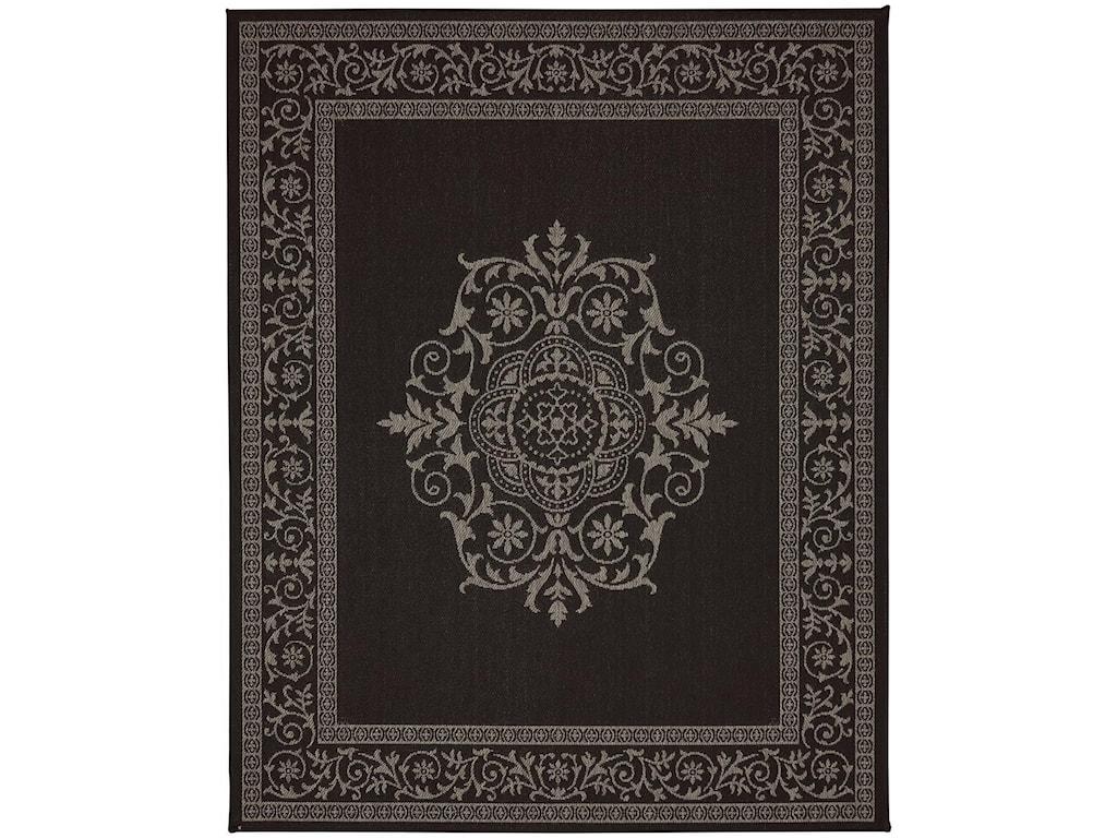 Karastan Rugs Portico5'x8' Rectangle Ornamental Area Rug