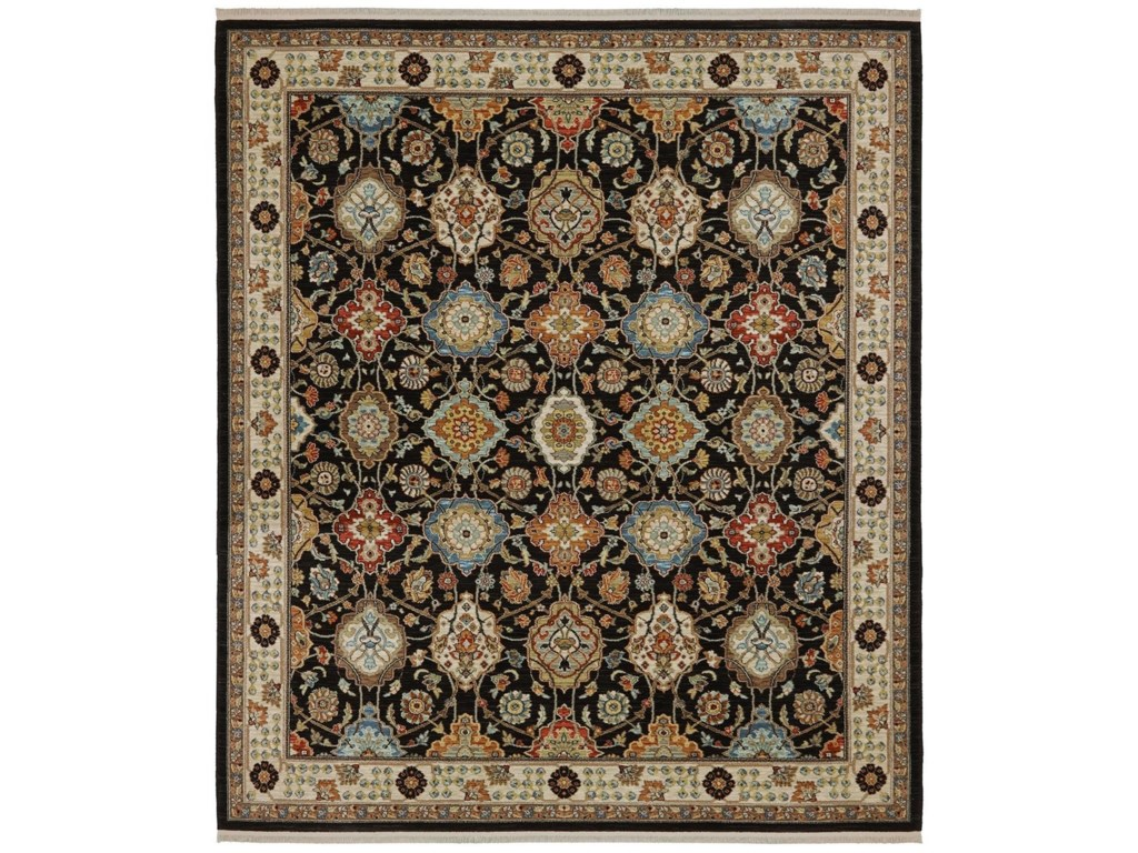Karastan Rugs Sovereign4'3x6' Emir Rug