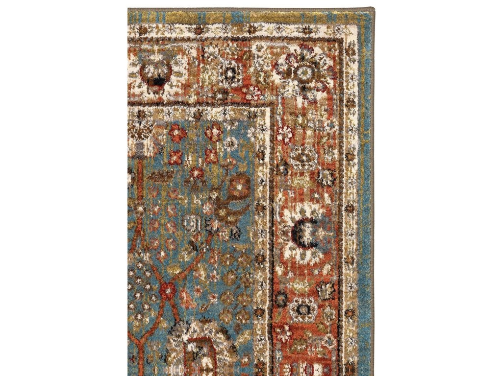 Karastan Rugs Spice Market2'x3' Rectangle Ornamental Area Rug