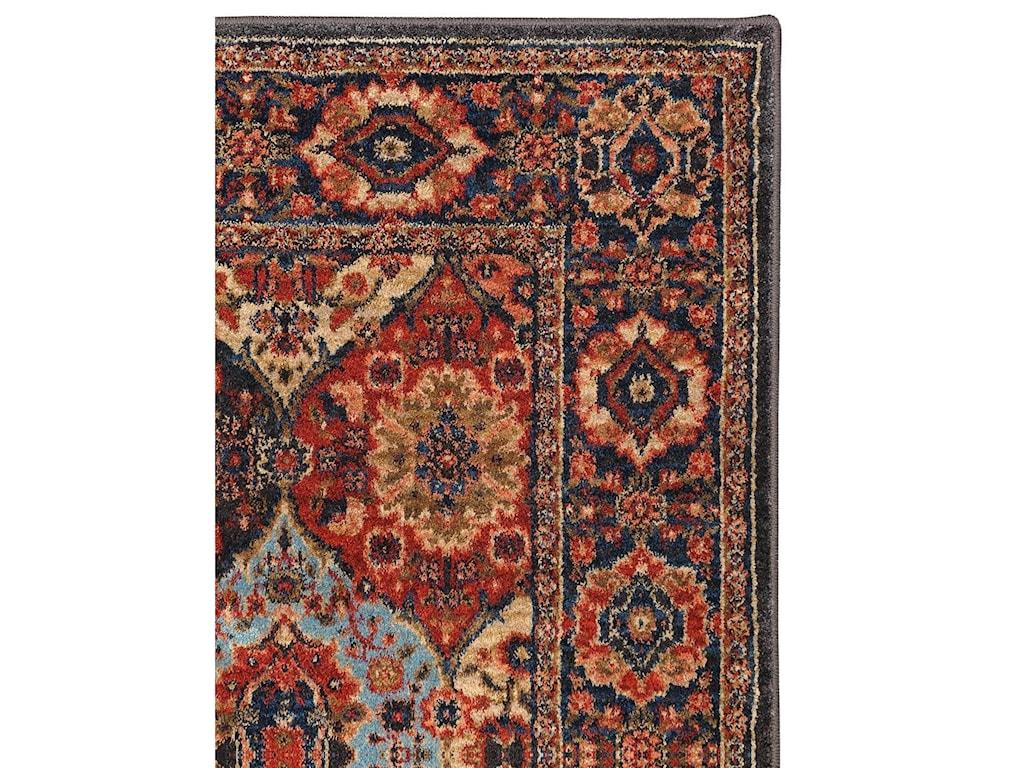 Karastan Rugs Spice Market2'x3' Rectangle Ornamental Area Rug