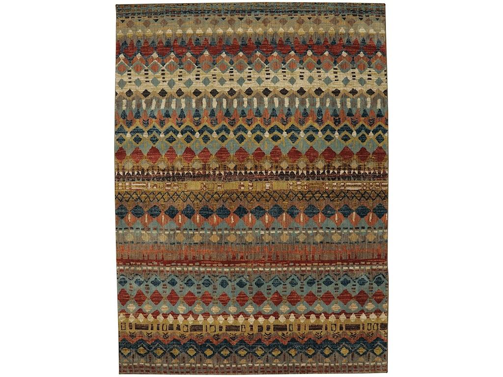 Karastan Rugs Spice Market5' 3
