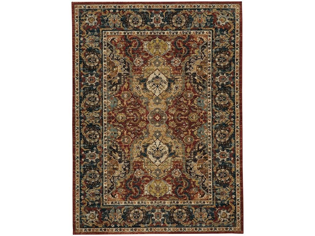 Karastan Rugs Spice Market3' 5