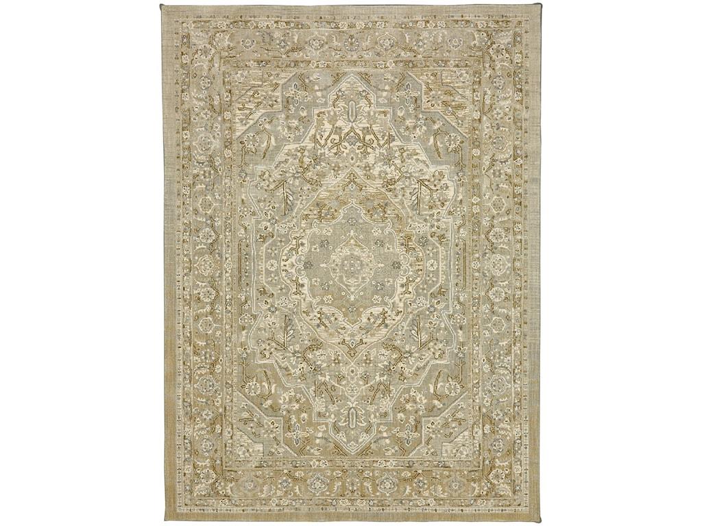 Karastan Rugs Touchstone8'x11' Rectangle Ornamental Area Rug