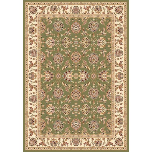 Kas Chateau 3.3 x 4.11 Area Rug : Green