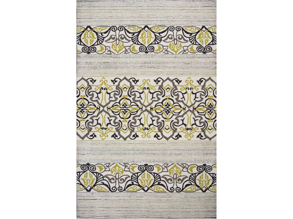 Kas Donny Osmond Home Escape5' X 7' Natural Serenity Area Rug