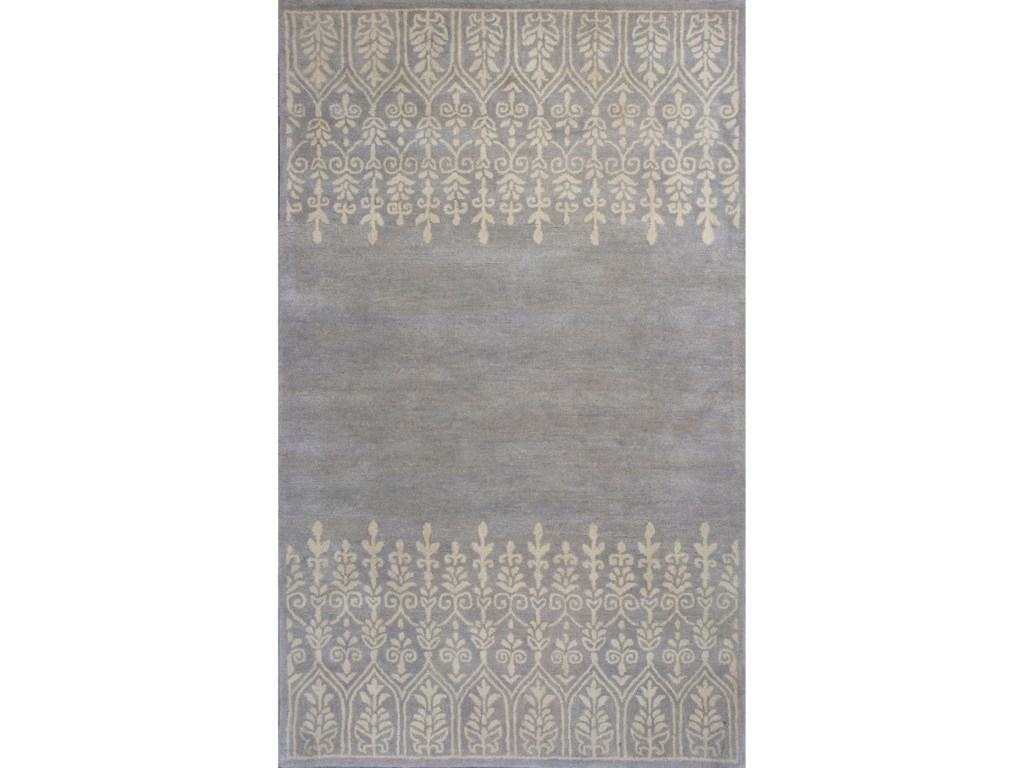 Kas Donny Osmond Home Harmony5' X 8' Grey Traditions Area Rug
