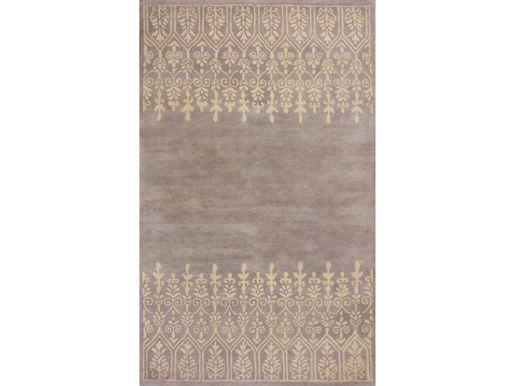 Kas Donny Osmond Home Harmony5'6' X 5'6' Mist Traditions Area Rug