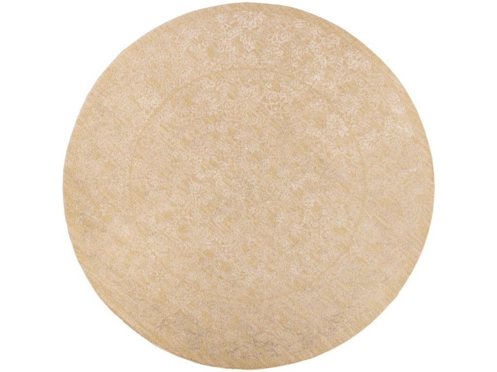 Kas Donny Osmond Home Timeless9' X 13' Champagne Tranquility Area Rug
