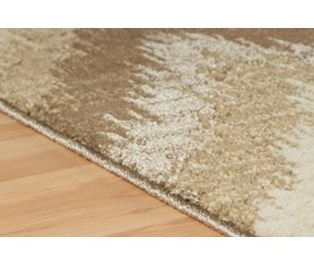 Kas Donny Osmond Home Timeless9' X 13' Champagne Chevron Area Rug