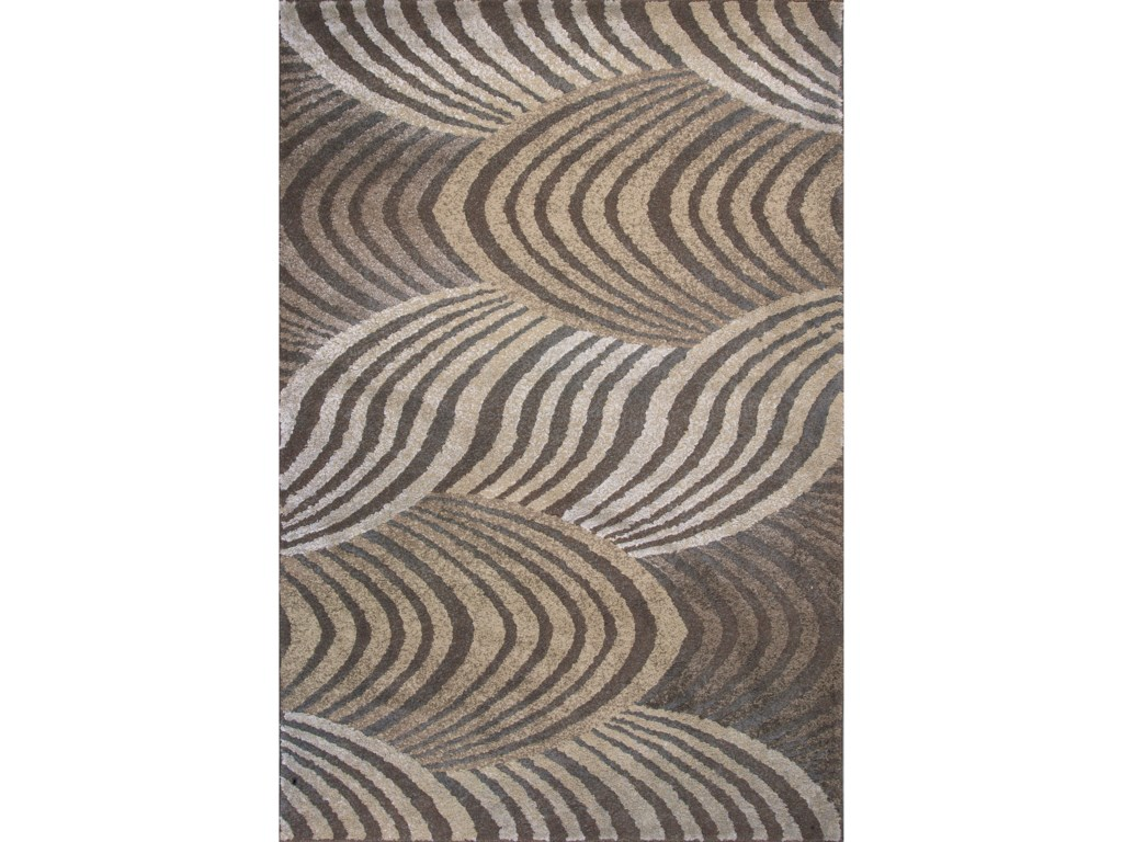 Kas Donny Osmond Home Timeless9' X 13' Verde Havana Area Rug