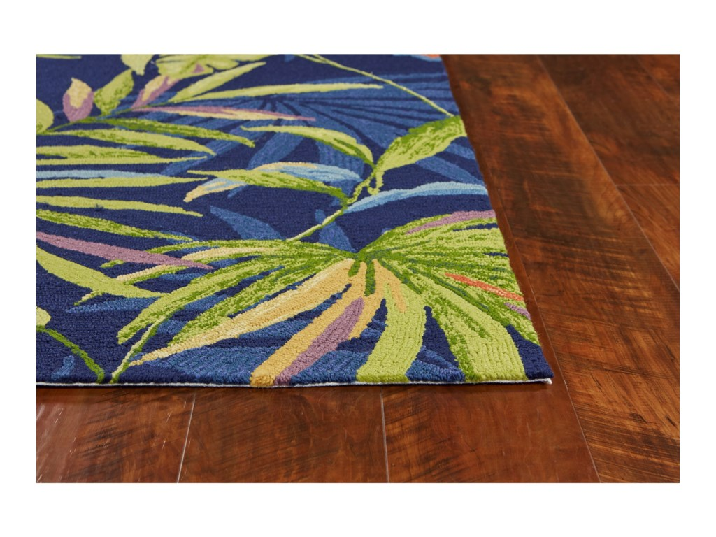 Kas Harbor3' X 2' Area Rug