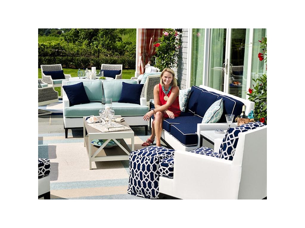 Kas Libby Langdon Hamptons11' X 8' Area Rug