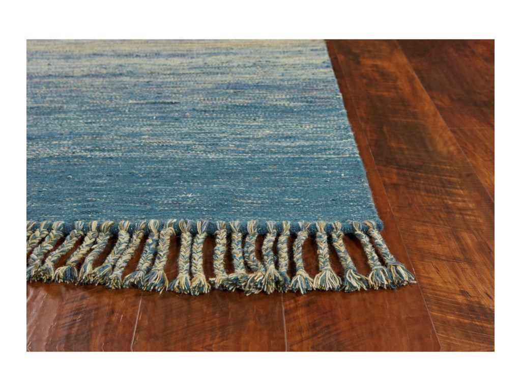 Kas Libby Langdon Homespun12' X 9' Area Rug