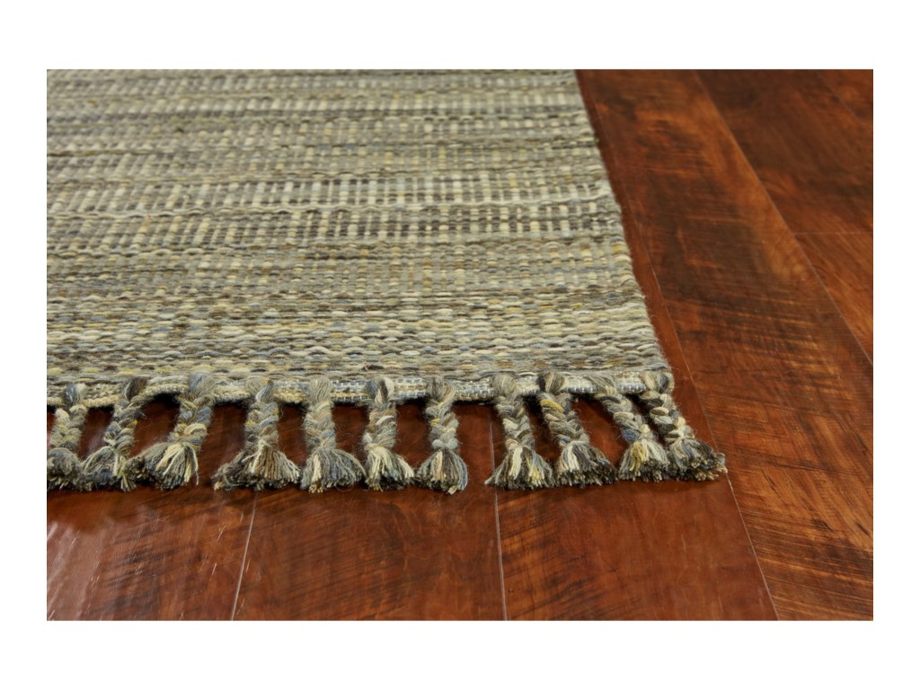 Kas Libby Langdon Homespun10' X 8' Area Rug