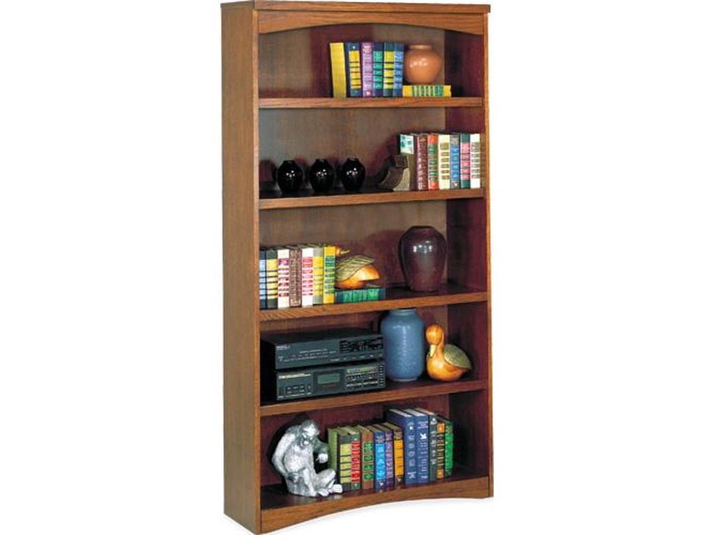 kathy ireland Home by Martin California BungalowOpen Bookcase