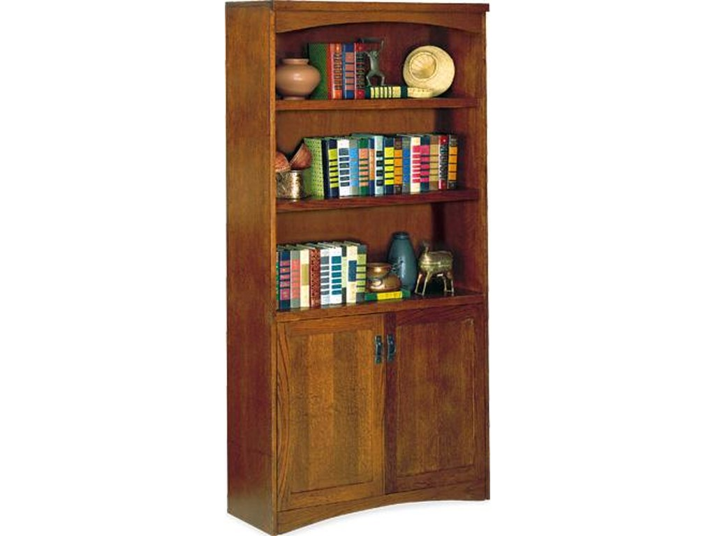 kathy ireland Home by Martin California BungalowLower Door Bookcase